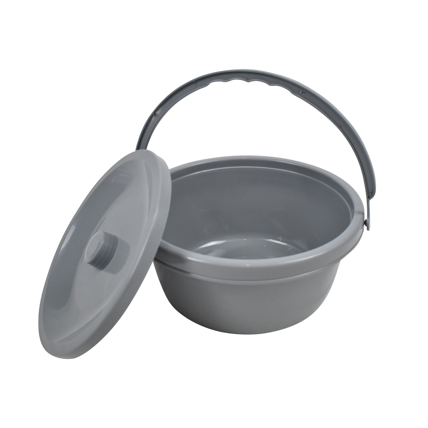 Commode Bucket With Lid