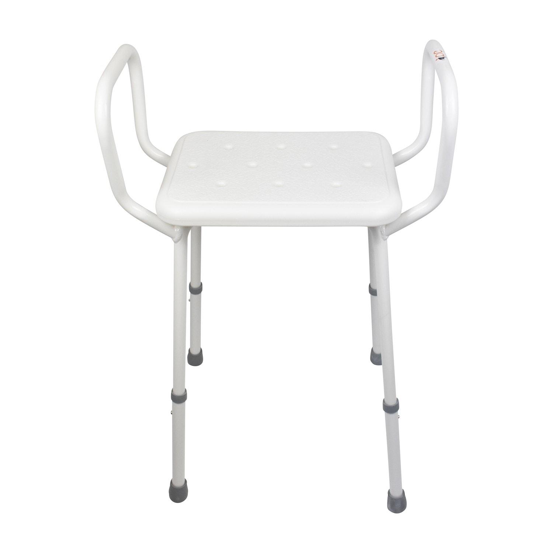 PE Care Shower Stool Top