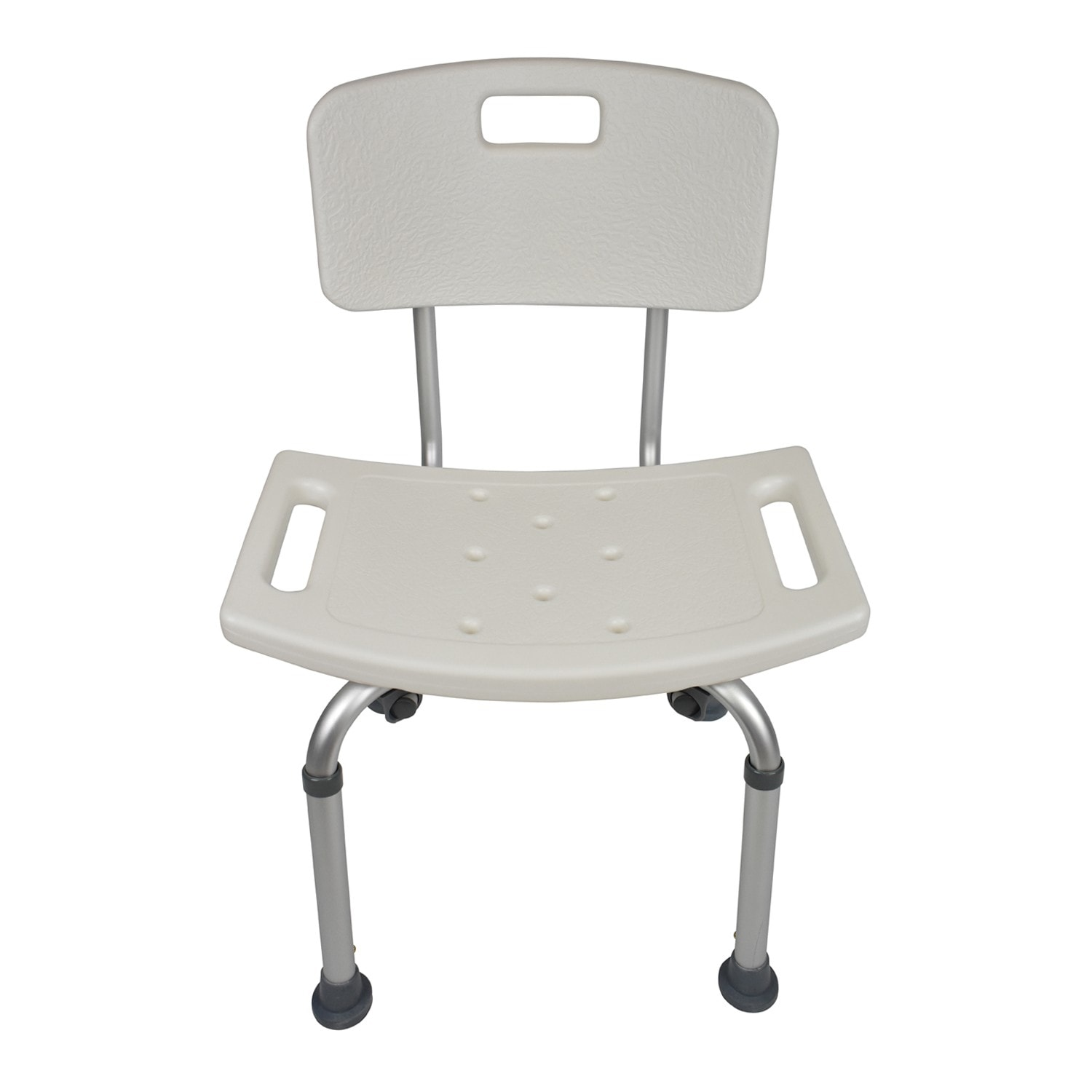 Shower Chair With Removable Back Back Removed