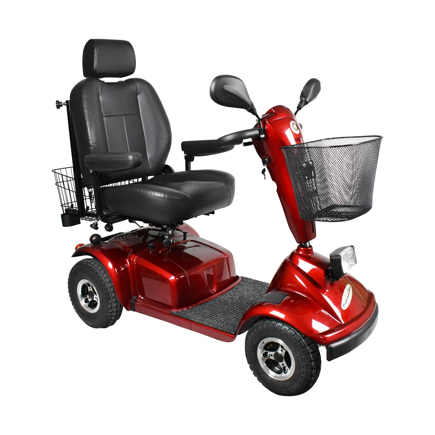 Comfort Dreamrider Mobility Scooter Red