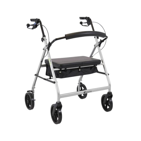 Aspire XL Seat Walker_Rollator