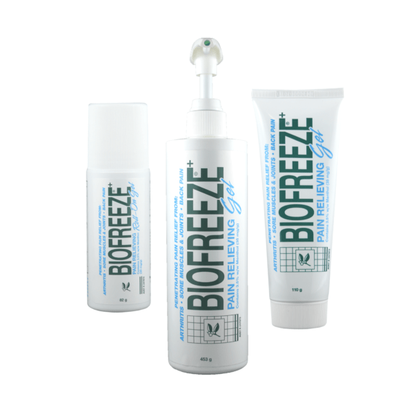 Biofreeze Pain Relieving Gel - Roll On (82g)