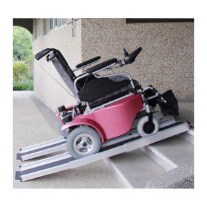 PE Care Wheelchair Scooter Aluminium Ramps