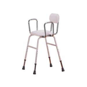 Days Lightweight Kitchen Perching Stool Chair