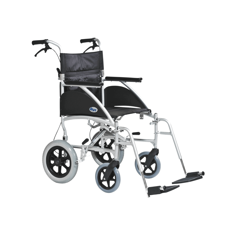 Days Swift Transit Wheelchair Attendant Propelled – 18 x 16
