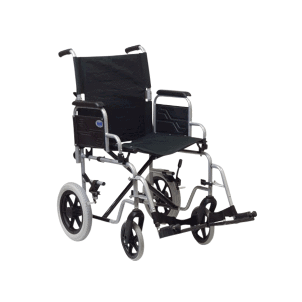 "Days Whirl Transit Wheelchair - Attendant Propelled - 18"""
