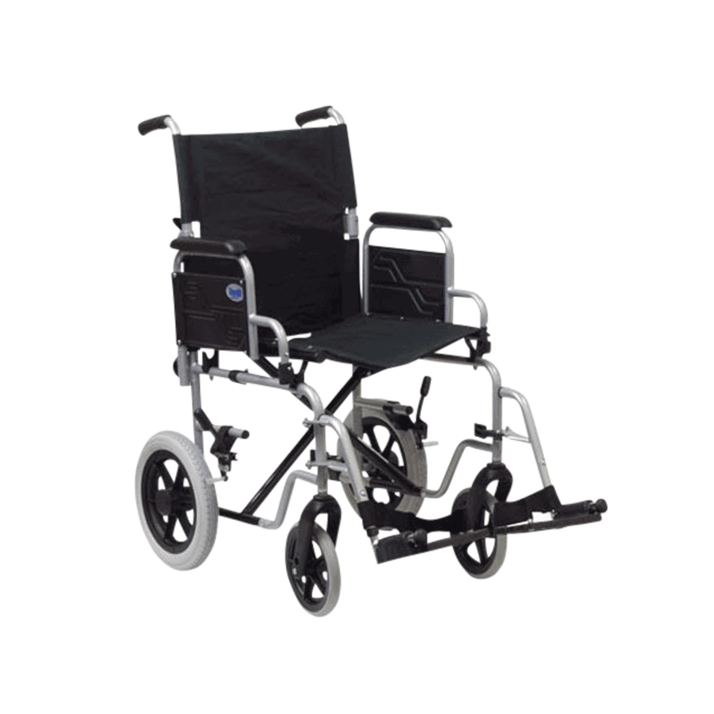 Days Whirl Transit Wheelchair – Attendant Propelled – 18″