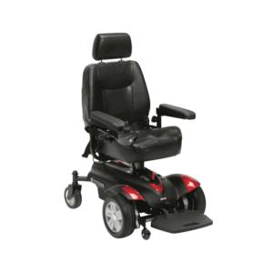 Drive Titan Power Chair Front Wheel Drive
