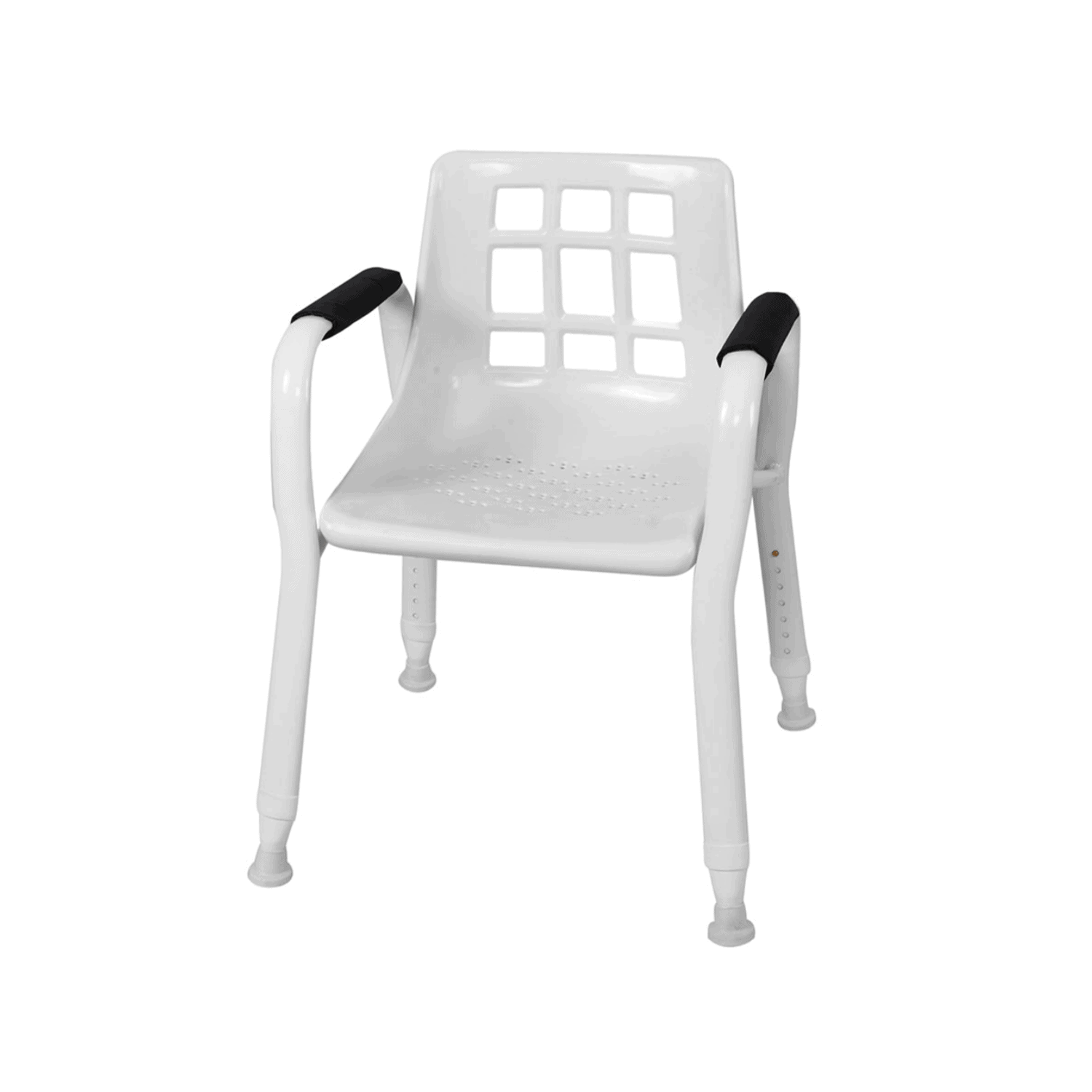 Freedom Oval Tube HD Shower Chair – 200kg Specifications