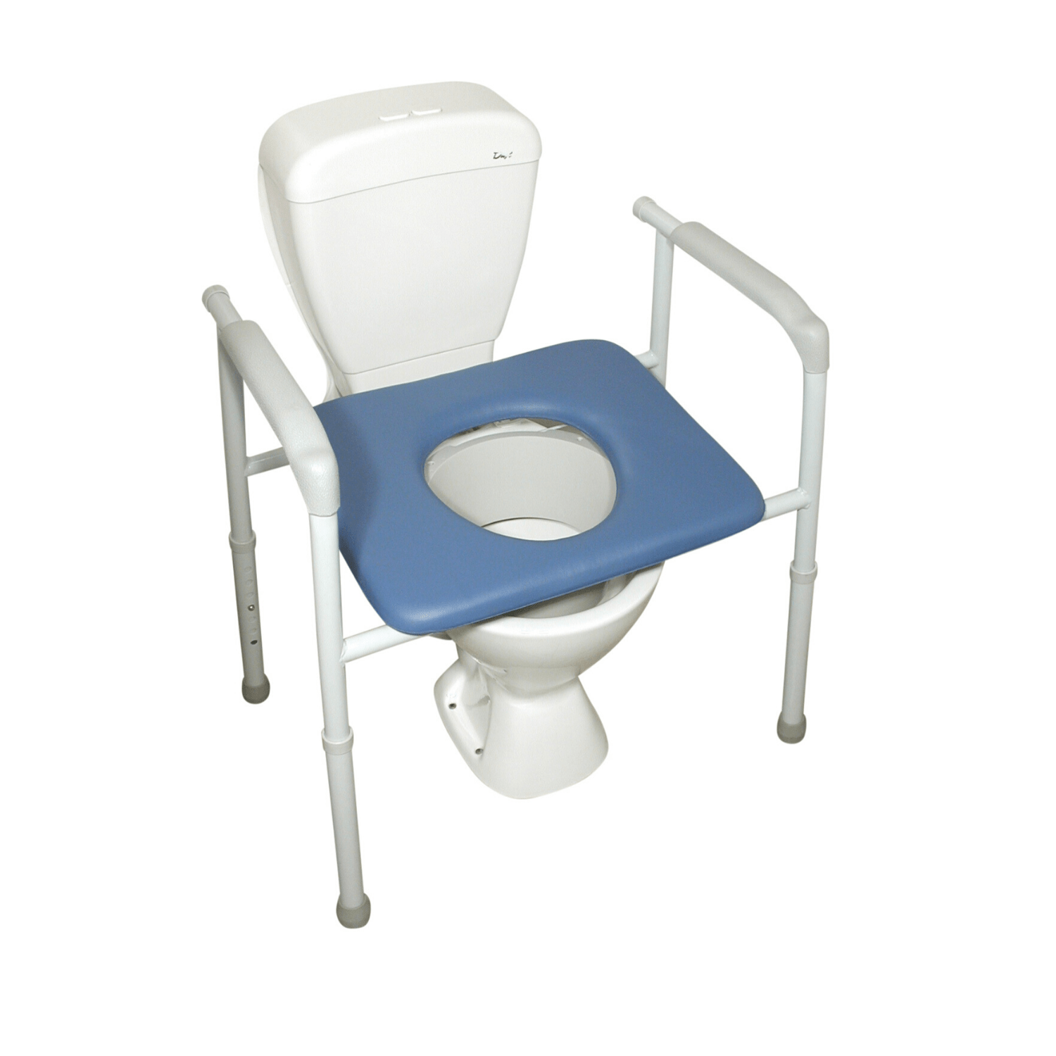 Homecraft Bariatric Commode And Shower Chair With Removable Bucket