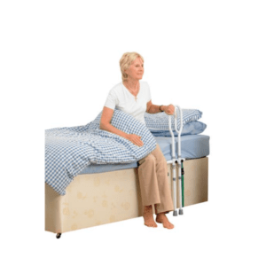Homecraft Bed Grab Rail, Handle height 850-950mm from floor