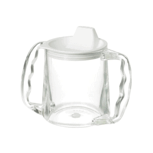 Homecraft Double Handled Caring Mug Sippy Cup (1)