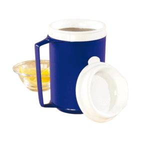 Insulated Mug With Tumbler Lid - 355ml