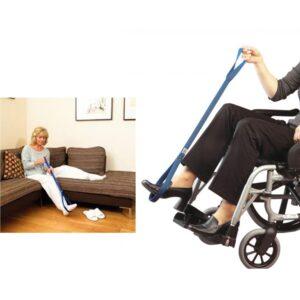 Homecraft Leg Lifter Demonstration