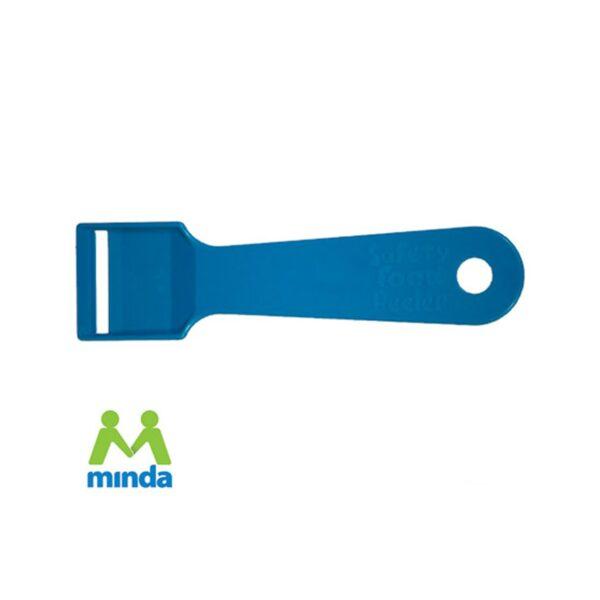 Minda safety food peeler