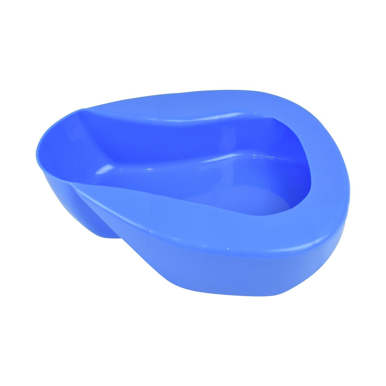 PE Care Bed Pan Blue