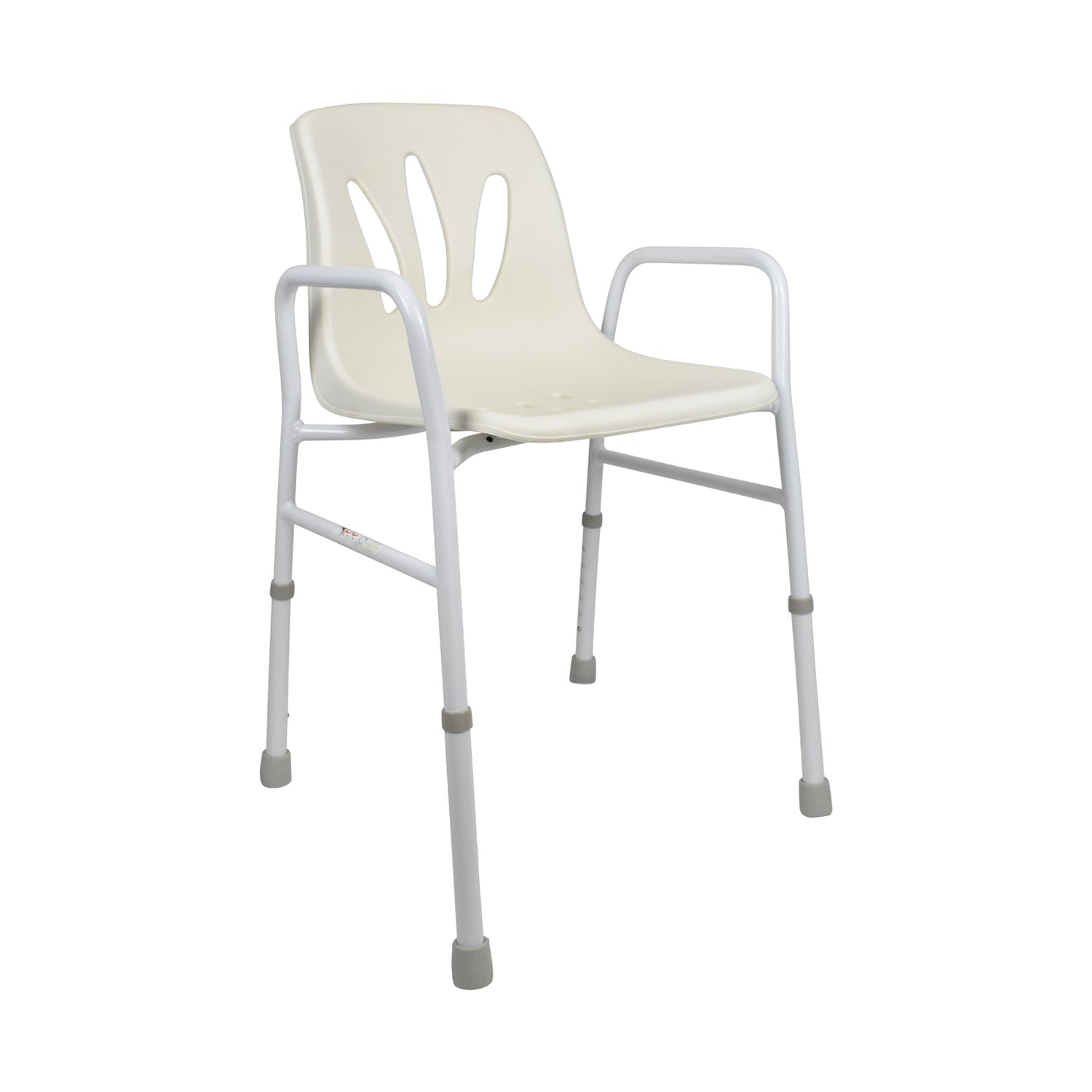 PE Care Shower Chair with Bucket Seat