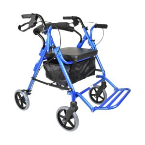 PE Care Transit Chair Blue