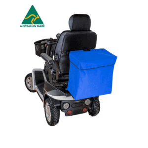 Mobility Scooter Rear Storage Bag Bracket Components
