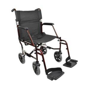 Redgum Transit Wheelchair Front