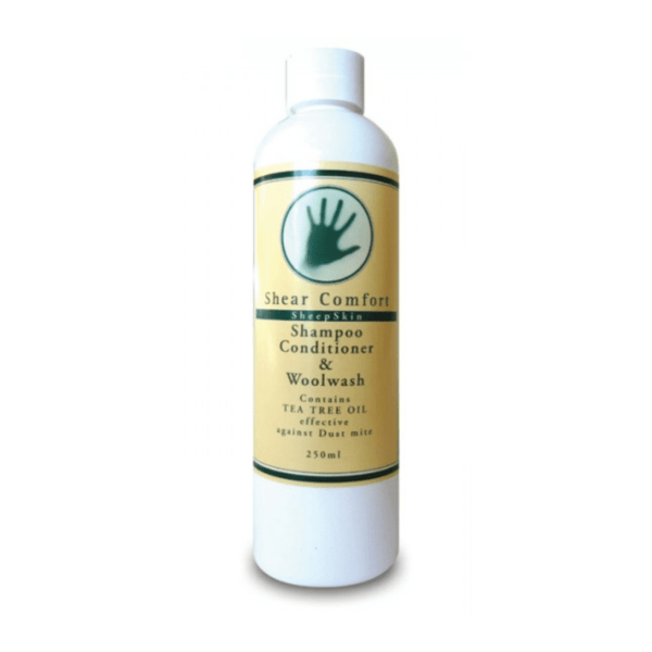 Shear Comfort Wool Care Shampoo And Conditioner