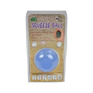 Squeeze Balls Orange, Pink And Blue