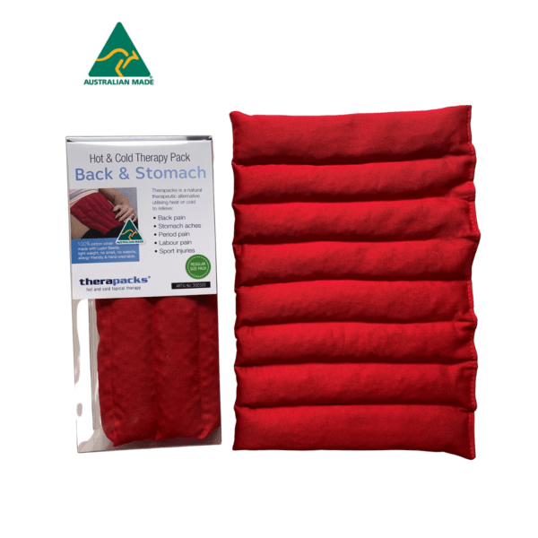 Hot & Cold Therapy Pack - Back And Stomach - Large