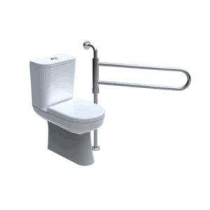 Toilet Grab Rail - Swing Away Measurments