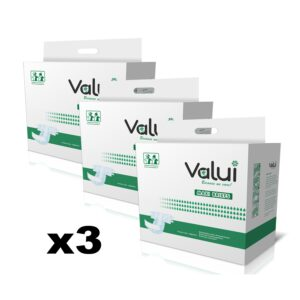 Valui Maxi Briefs Adult Nappy 3 Pack