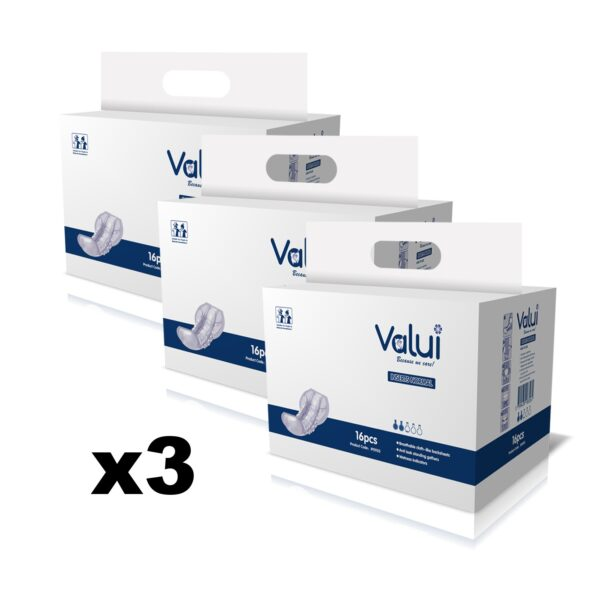 Valui Insert Pads Incontinece Aid Value Pack