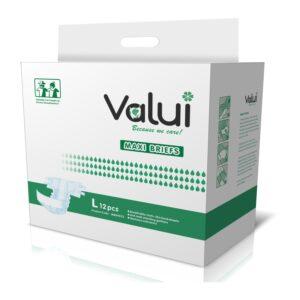 Valui Maxi Briefs Incontinence Diaper Maedium
