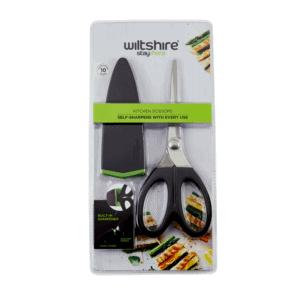 Wiltshire MK5 Staysharp Soft Touch Scissors