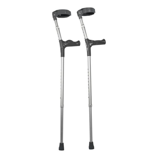 PE Care Ergonomic Crutches - Product Image