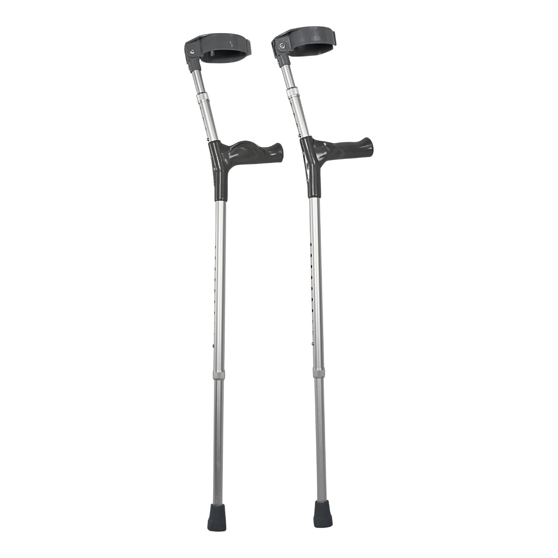 PE Care Ergonomic Crutches – Product Image