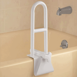 Bathroom Grab Rail - Product Image