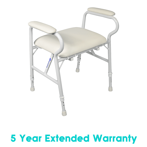 Aspire Adjustable Maxi Shower Stool - Product Image