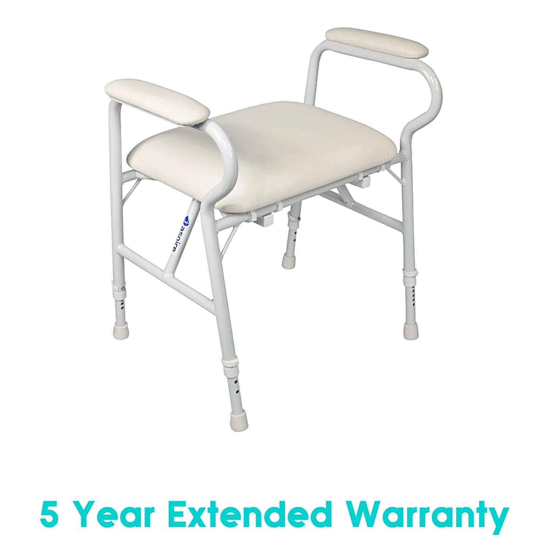Aspire Adjustable Maxi Shower Stool – Product Image