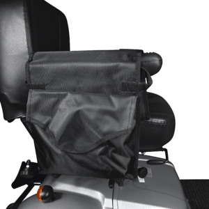 Mobility Scooter Or Wheelchair Armrest Saddle Bag - Product Image