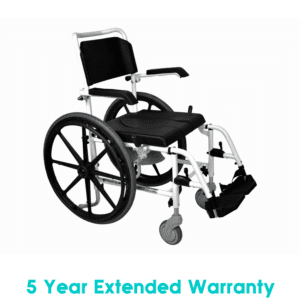 Aspire Community Shower Commode – Self Propelled - Product Image
