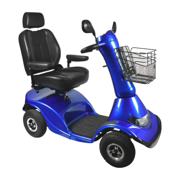 Comfort Cruisrider Mobility Scooter Blue