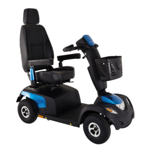 Invacare Comet Alpine+ Mobility Scooter Blue