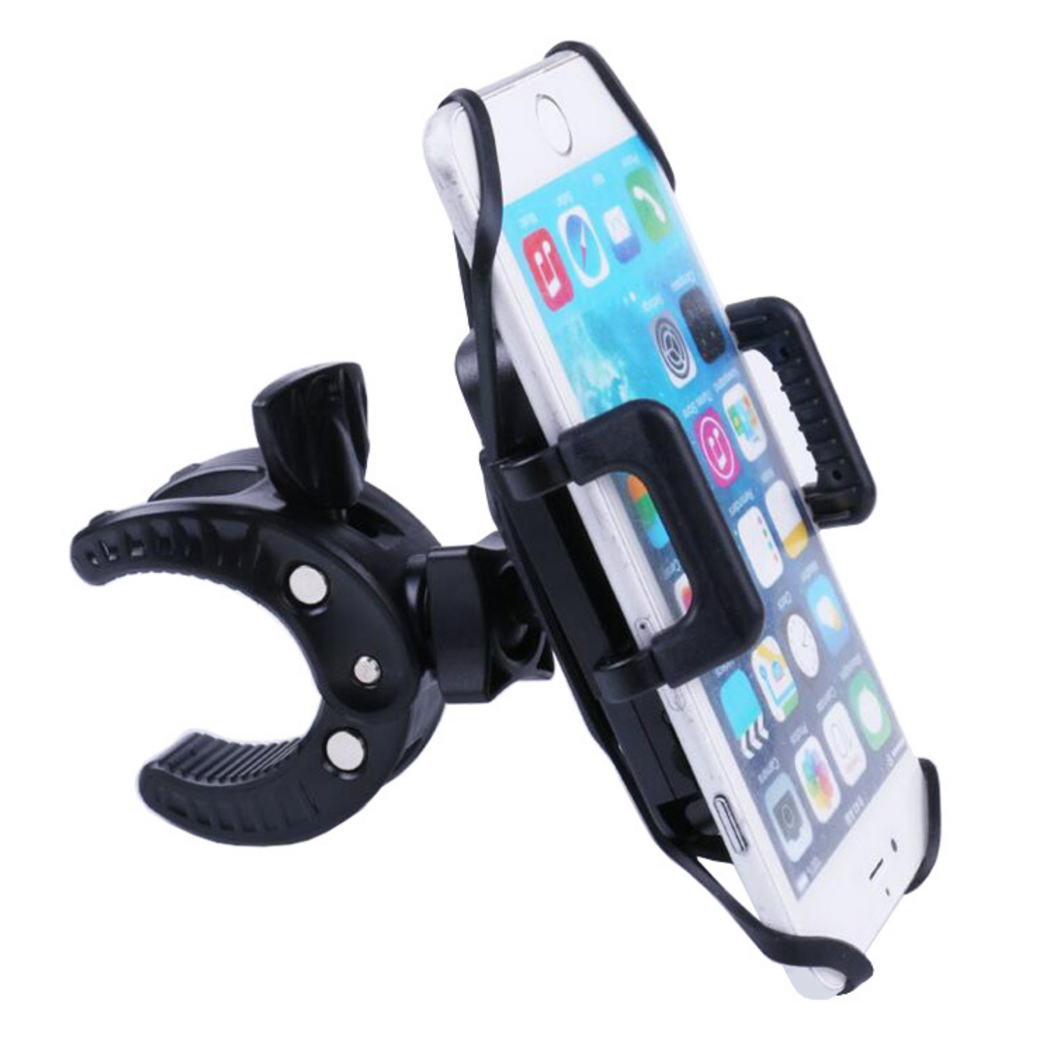 Redgum Mobile Phone Holder For Wheelchair, Walker, Mobility Scooter