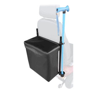 Shoprider Mobility Scooter Rear Bag with Cane Holder
