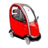 Shoprider Rainrider Mobility Scooter Red