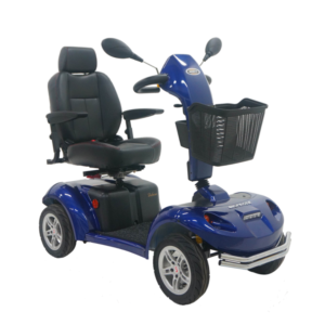 Shoprider Rocky 8 Mobility Scooter - Blue