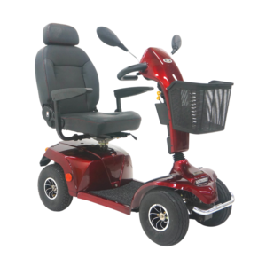 Shoprider Seka Mobility Scooter - Red