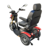 Shoprider Viking Three Wheel Mobility Scooter - Side