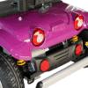 Top Gun Blazer Mobility Scooter - Suspension
