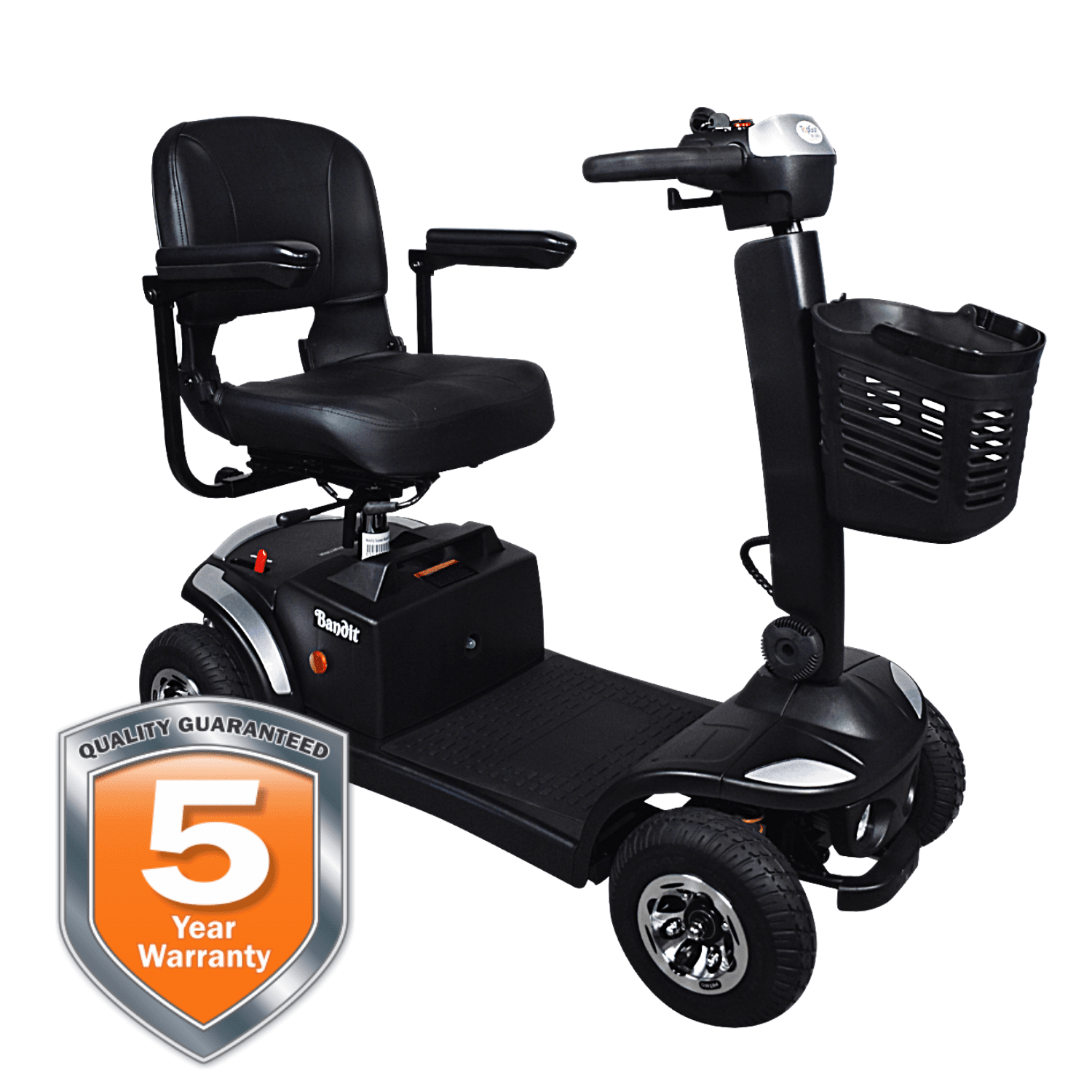 Top Gun Bandit Mobility Scooter- Product Image