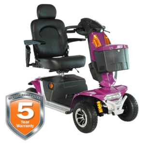 Top Gun Blazer Mobility Scooter - Product Image